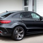 Mercedes GLE Coupé Top Car