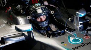 Rosberg en el GP de Rusia