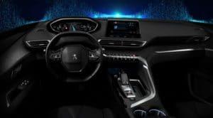 Peugeot i-Cockpit Peugeot 3008