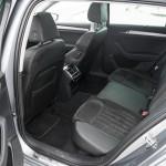Prueba Skoda Superb Combi 2.0 TDI 150 CV DSG plazas traseras