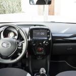 Toyota Aygo 1.0 69 CV x-clusiv interior
