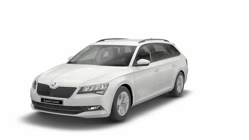 Skoda SUperb Combi Ambition