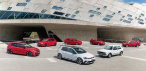 Volkswagen Golf GTI 40 aniversario