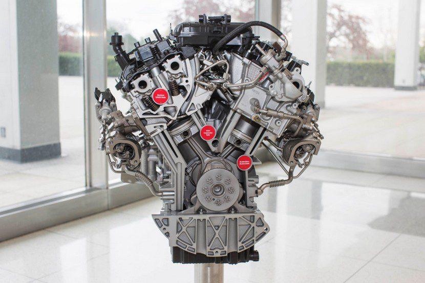 2.5 V6 EcoBoost segunda generación