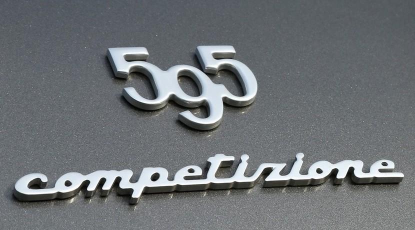 Abarth 595 Competizione logo