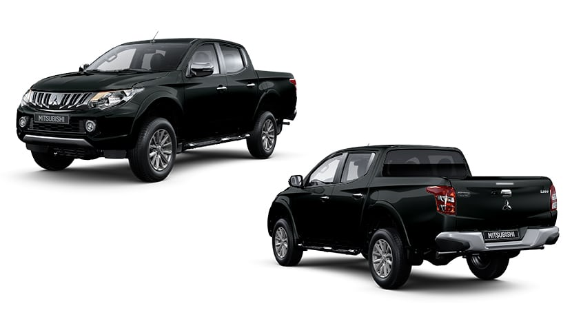 Mitsubishi L200 Motion Doble Cabina