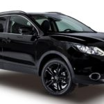 nissan qashqai x trail black edition edici n limitada. Black Bedroom Furniture Sets. Home Design Ideas