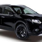 Nissan Qashqai y X-Trail Black Edition