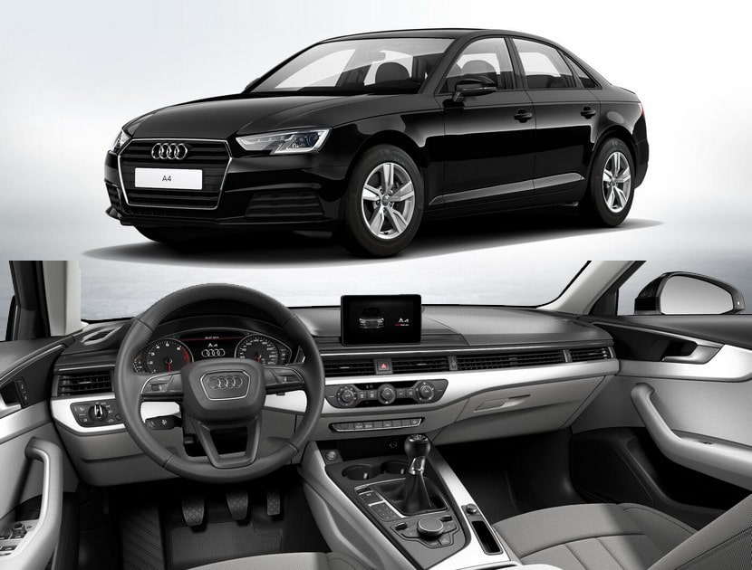 Audi A4 Advanced Edition