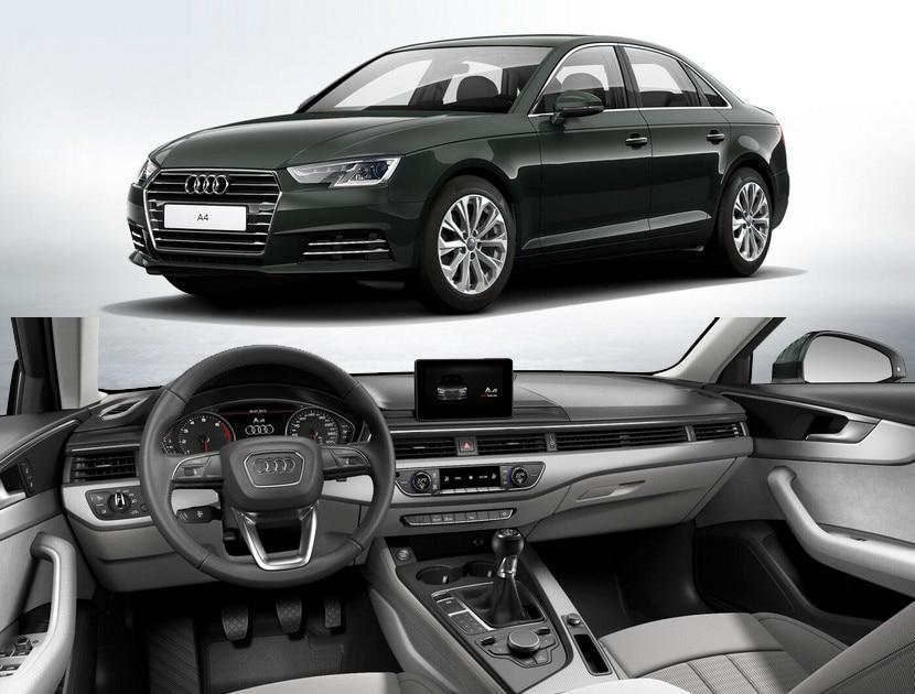 Audi A4 Design Edition