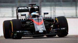 Alonso 6º en el GP de Rusia