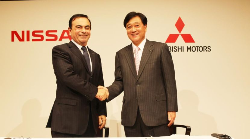 Nissan y Mitsubishi firman la venta de acciones
