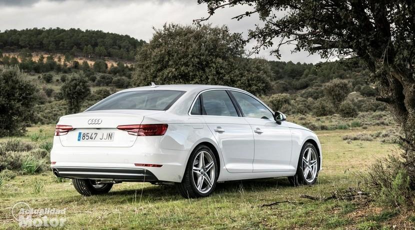Prueba Audi A4 2.0 TDI 150 CV