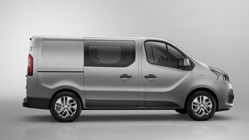 Renault Trafic Vehiculo mixto