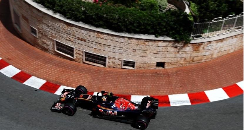 Toro Rosso Monaco 2016