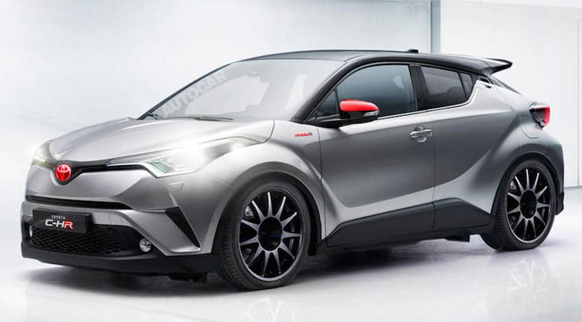 Toyota C-HR deportivo