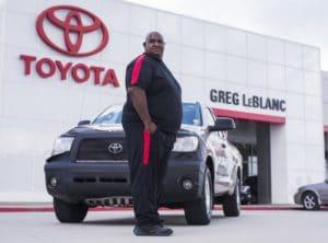 Toyota Tundra un millón de millas