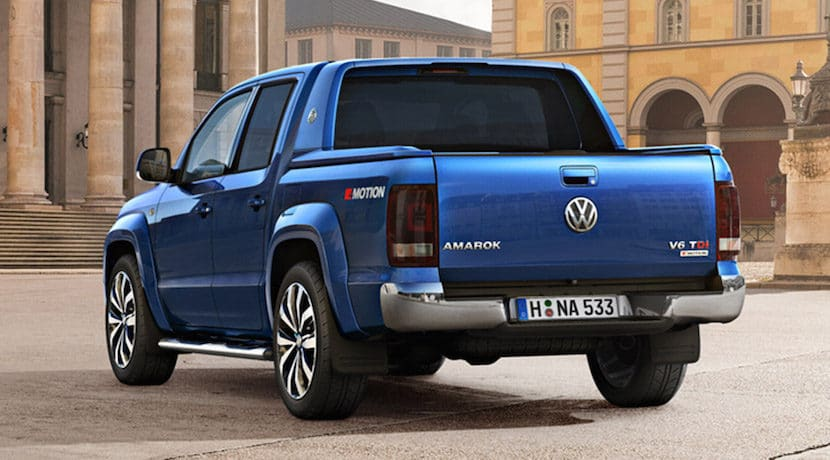 Volkswagen Amarok 2016 lavado de cara