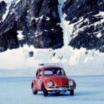 El Volkswagen Escarabajo fue el primer coche en llegar a la Antártida en 1963
