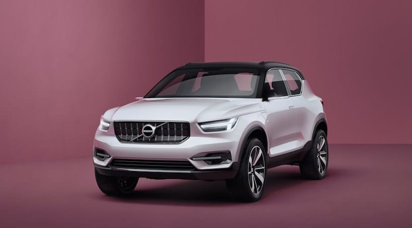 Volvo 40.1 y 40.2 Concept