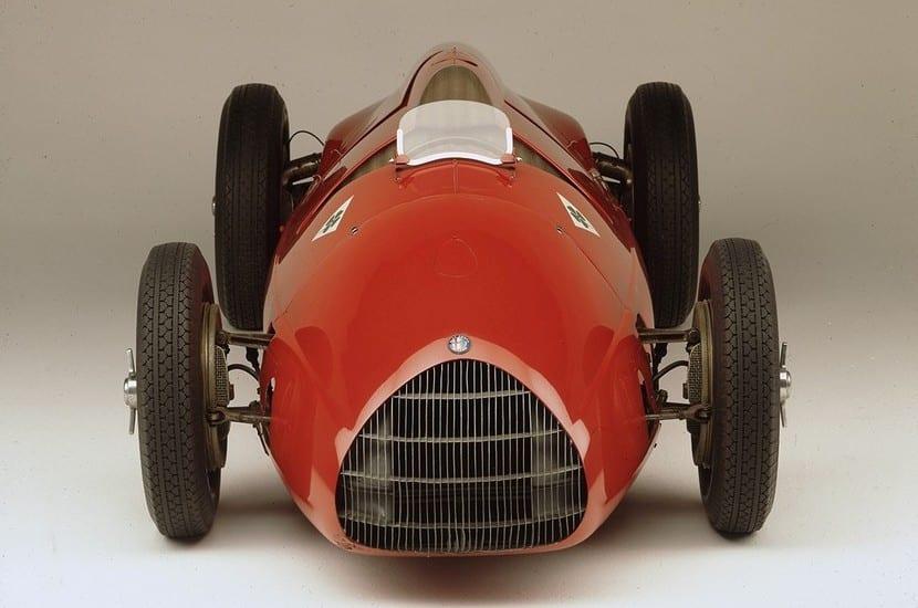 Alfa Romeo GP Tipo 512