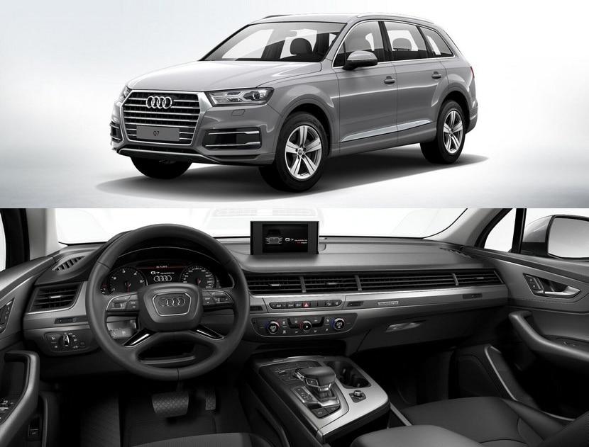 Audi Q7 básico