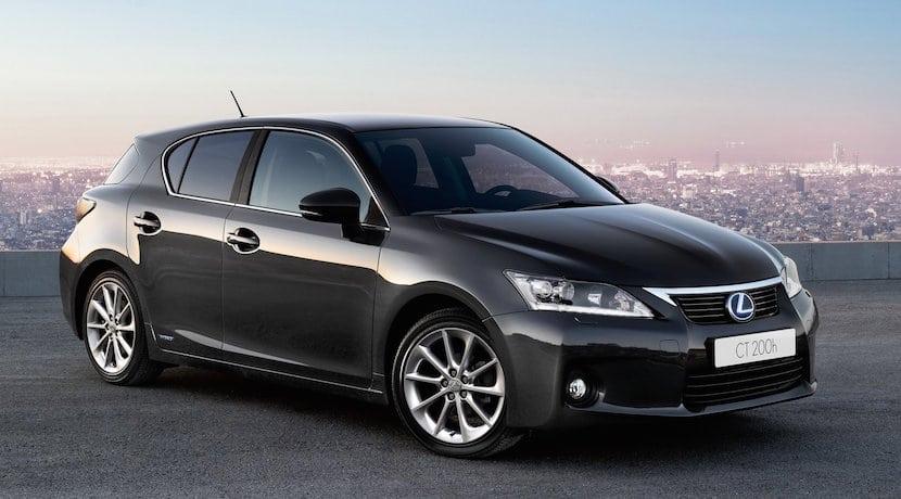 Lexus CT200h 2011-2012