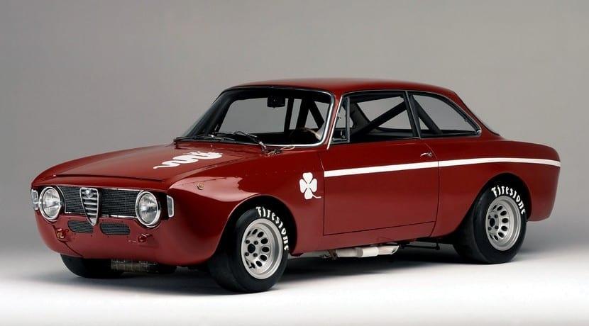 Alfa Romeo 1300 GTA Junior