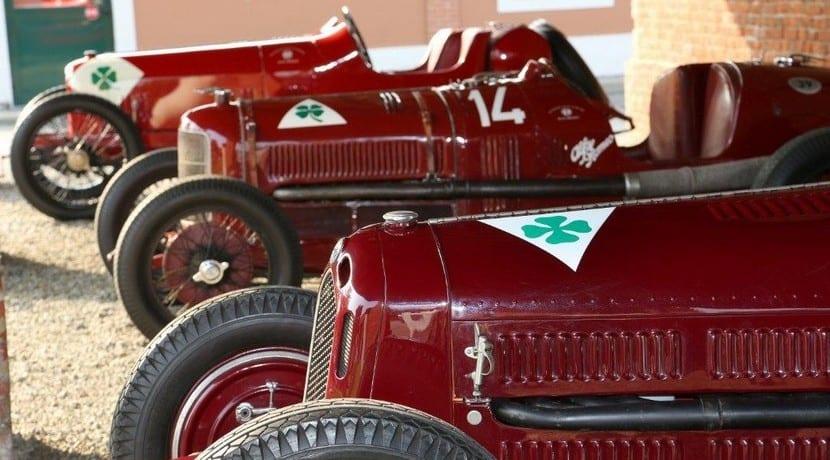 Alfa Romeo Museo Emociones