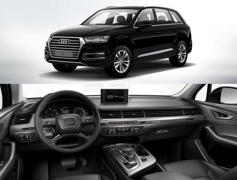 Audi Q7 Design
