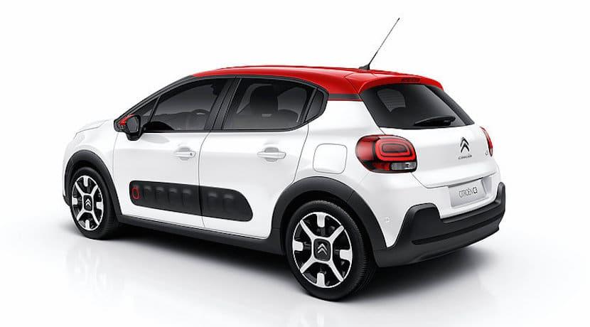 Citroën C3 filtrado