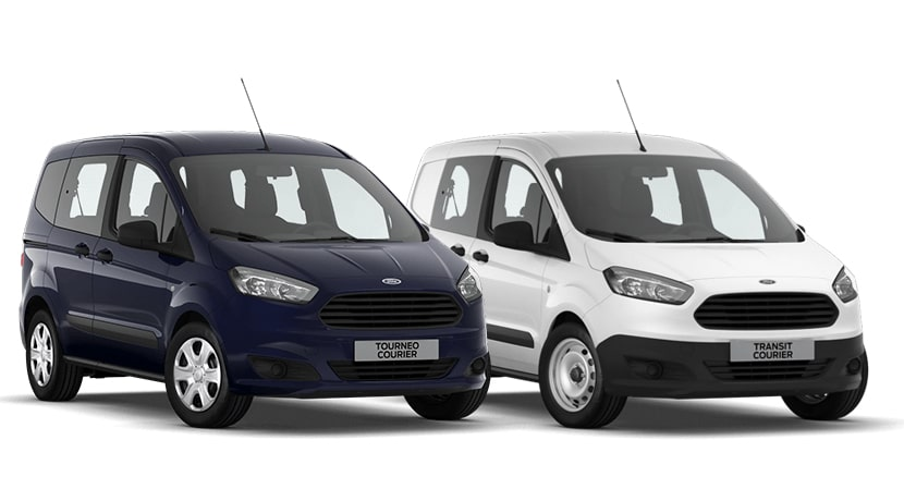 Ford Transit y Tourneo Courier