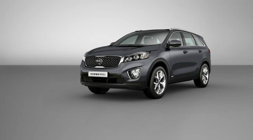Kia Sorento Emotion