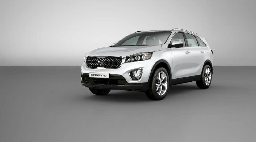 Kia Sorento Emotion Plus