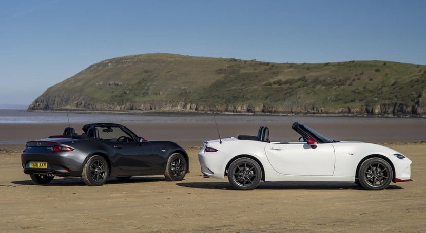 Mazda MX-5 Icon Edition