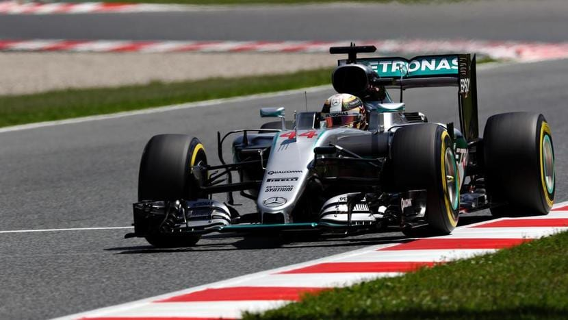 Mercedes GP de Canadá 2016