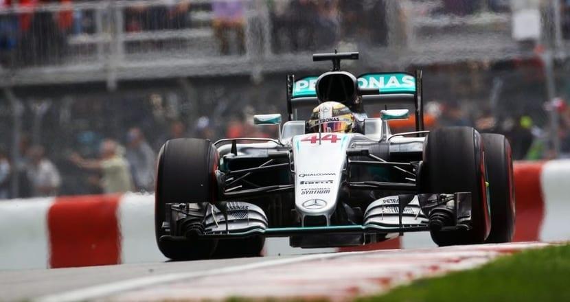 Mercedes F1 2016