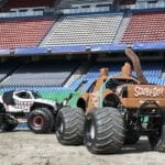 Monster Jam Madrid 2016