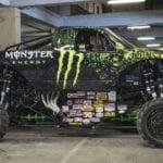 Monster Jam Madrid 2016