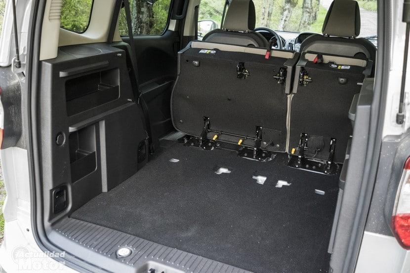 prueba ford tourneo courier 1 5 tdci 95 cv. Black Bedroom Furniture Sets. Home Design Ideas