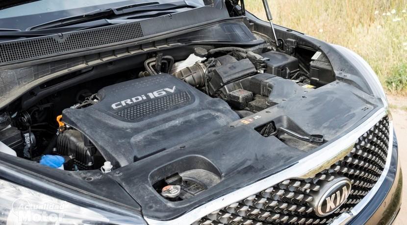 Prueba Kia Sorento 2.2 CRDi 4x2 200 CV