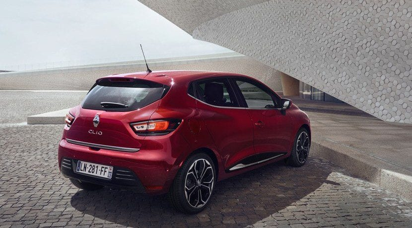 nuevo renault 2018. beautiful 2018 renault clio 2016 restyling in nuevo renault 2018 s