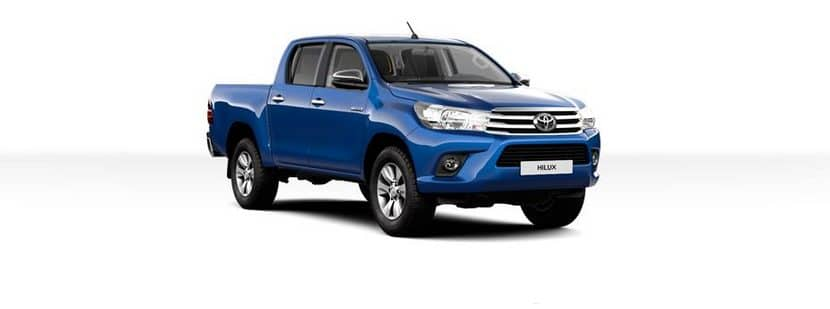 Toyota Hilux VX