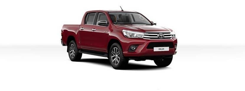 Toyota Hilux VXL