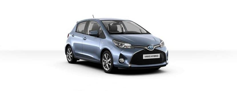 Toyota Yaris Hybrid Advance