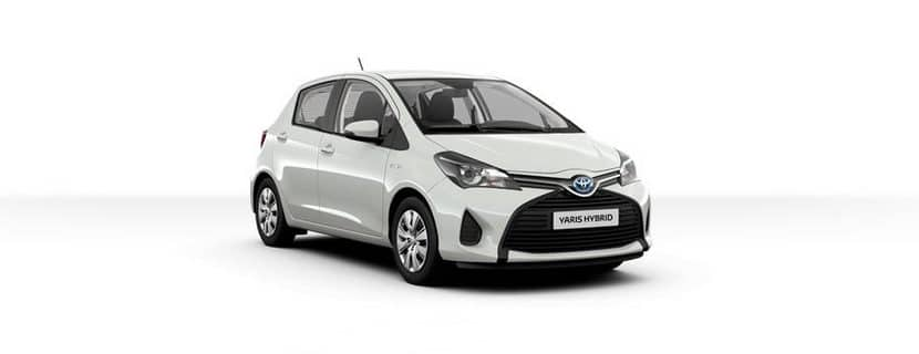 Toyota Yaris Hybrid City