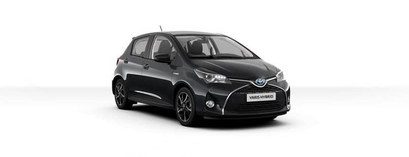 Toyota Yaris Hybrid  Feel!