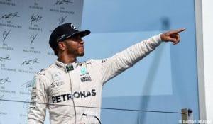 Hamilton victorioso en 2016