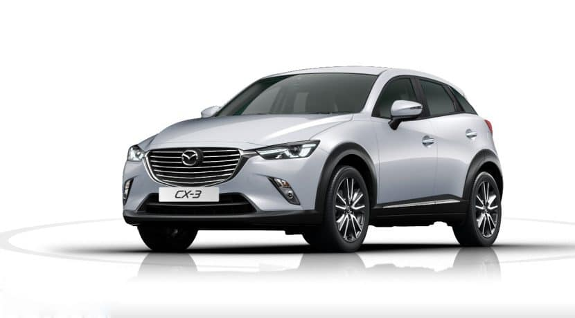Mazda CX-3 Luxury Premium