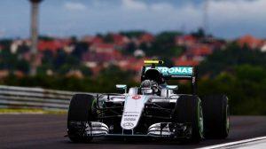 Mercedes F1 en Hungría